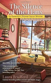 Mystery Lovers' Kitchen: Welcome guest Laura Bradford + book & mitt #giveaw...