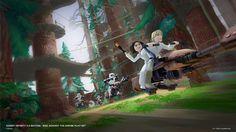 #DisneyInfinity #DisneyInfinity3 Para más información sobre #videojuegos suscríbete a nuestra página web: www.todosobrevideojuegos.com y síguenos en Twitter: https://twitter.com/TS_Videojuegos