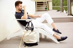 The Style Examiner: Mark/Giusti Spring/Summer 2014 men's accessories