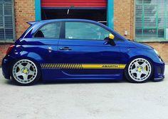 Fiat 500 Car, Fiat Cars, Fiat 600, My Dream Car, Dream Cars, Sport Cars, Race Cars, Street Racing Cars, Fiat Abarth