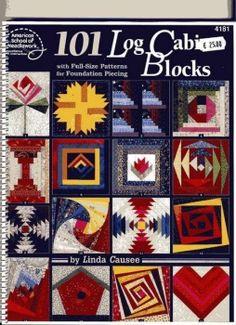 101 LogCabin Blocks