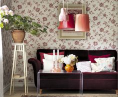 Decor, Love Seat, Furniture, Cottage, Home, Interior, Couch, Home Decor, Design Inspiration