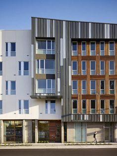 Apartamentos Richardson,© Bruce Damonte