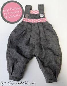 belly   baby // ruffle diaper covers pattern   tutorial - see kate sew