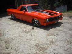 1972 Chevy El Camino