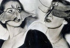 26 Weird Creepy Vintage Photos from the Scary Olden Days – Team Jimmy Joe Vintage Bizarre, Creepy Vintage, Vintage Halloween, Vintage Photographs, Vintage Photos, Vintage Postcards, Tattoo Tradicional, Bat Mask, Inspiration Artistique