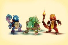 Badass Robot Versions Of Link, Sephiroth And The Avengers
