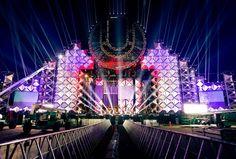 Ultra Music Festival , город Silverton, OH