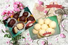Dark chocolate orange truffles / glykesdiadromes.wordpress.com Dark Chocolate Orange, Sweet Pastries, Truffles, Wordpress, Cheese, Food, Sweets, Essen, Truffle