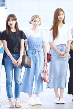 Twice - Mina Kpop Outfits, Casual Outfits, Girl Outfits, Fashion Outfits, Korean Airport Fashion, Korean Fashion, Tsuyu, Sana Momo, Famous Models