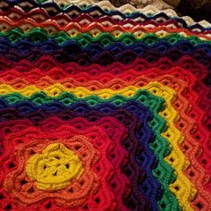 Now just to weave the ends! #crochet #handmade #crocheted #instacrochet #instacraft #photooftheday #picoftheday #rainbow #blanket #crochetblanket #crocheting #babyblanket #rainbowbaby #baby #babygirl #blackbusiness #smallbusiness #veteranowned #veteran #supportsmallbusiness #supportblackbusiness #smallbusinessowner #entrepreneur #entrepreneurship #entrepreneurs #decor #dmv #vabeach #757 by taquiascustomcreations