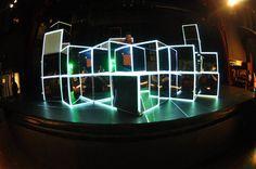 Brodinski Stage Design by Sala28 , via Behance