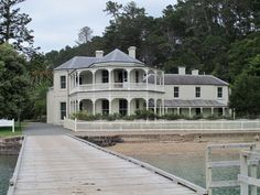 Kawau Island - Mansion House Are we nearly there yet?: April 2011
