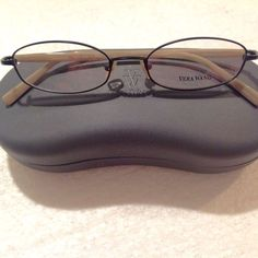 11a8800cd56a Brand New Vera Wang V137 Petite Eyeglasses! Authentic Designer Frames