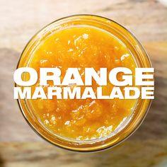 Jelly Recipes, Jam Recipes, Canning Recipes, Brunch Recipes, Walnut Brownie Recipe, Orange Marmalade Recipe, Macaron Filling, Orange Jam, Baked Oatmeal Recipes