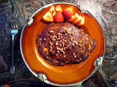 Paleo-Zone: Pumpkin Paleo Pancakes