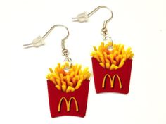 10 Junk Food Inspired Earrings You Can Actually Buy On Etsy - BuzzFeed Mobile