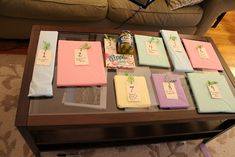 Pregnancy gift:  9 small gifts in 9 months  For pregnant friend :)