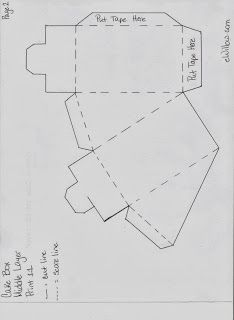 Tutorial: Bomboniere Laurea fai da te Torta classica a 3 piani(2)