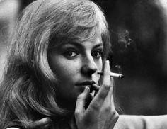 Jacqueline Bisset in 'Secret World', 1969.