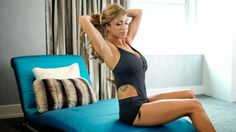 Diva Day Off : Flirting With Rosa Mendes Pics