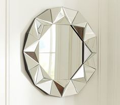 Gem Mirror from Pottery Barn Kids