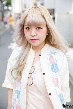 (2) #Harajuku street #japan fashion #kawaii hair&make up style | kawaii fashion | Pinterest | ★ Japan & Kawaii Style ★ | Pinterest