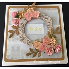 Made using A Pocketful of Papers USB from Craftwork Cards