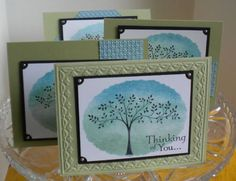 Thinking of you(s) by Disneywed - Cards and Paper Crafts at Splitcoaststampers