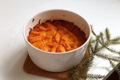 Kitchenfoxtail: Sweet Potato Casserole - Bataattilaatikko
