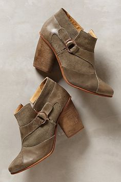 Kairos Booties - anthropologie.com $196 also comes in brown