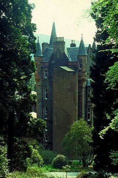 Benmore, Scotland by Ron Hanko