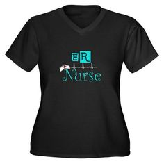Er nurse on pinterest er nurses personalized gifts and for How much is a custom t shirt