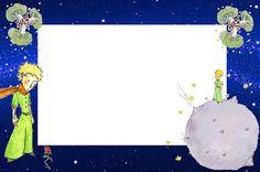 O Pequeno Príncipe - Kit Completo com molduras para convites, rótulos para guloseimas, lembrancinhas e imagens!