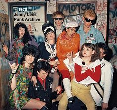 """superblackmarket: """" Punks at the Whisky photographed by Jenny Lens, 1978 """" Exene Cervenka, Girls Apartment, Alice Bag, 70s Punk, Glam Slam, We Will Rock You, Evolution Of Fashion, Youth Culture, New Wave"""