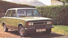 1974 Seat 124 DLS