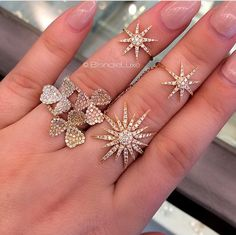 Djula diamonds. I like the small star ones!