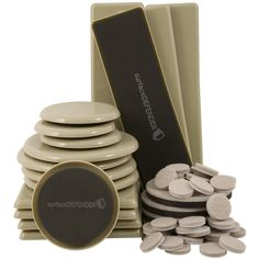 SuperSliders Furniture Moving Kit (52 Piece) for Carpeted and Hard floor surfaces