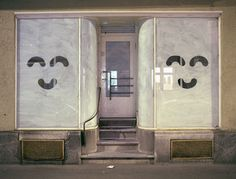 REFERENCE LIBRARY: Smily Soap'd Shop Windows