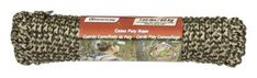 "Secure Line CMFPM575 Digital Camo Poly Rope with Winder, 5/16""x75'"