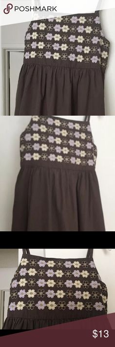 Gymboree Glamour Safari Girls Sundress Size 12 Adorable sundress children's size 12 Gymboree Dresses