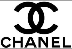 55 '' Set-2 Chanel Aufkleberbogen. von DecalworldStudio auf Etsy
