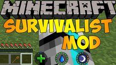 Survivalist Mod