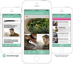 native mobile advertising sdk in-app sharethrough