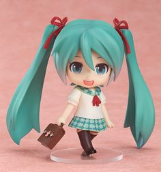 Nendoroid Hatsune Miku: Sailor Uniform Ver. Special Color - Ohh my, how could I have missed this one, I want it!