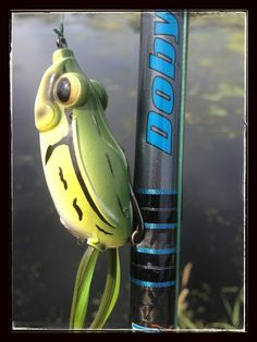 EverGreen Kicker Frog Review Recommended by http://www.fishinglondon.co.uk/