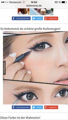 Eye Enlargening
