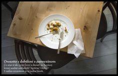 Orozoto s hríbami. Kitchen, Cuisine, Kitchens, Cucina, Room Kitchen
