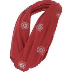 Image for NCAA Women's University of Alabama MascotWear Infinity Foil Scarf from Academy