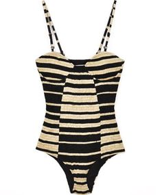 Bustier One Piece Suit